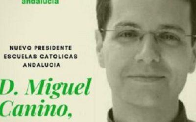 MIGUEL CANINO, PRESIDENTE EC ANDALUCÍA